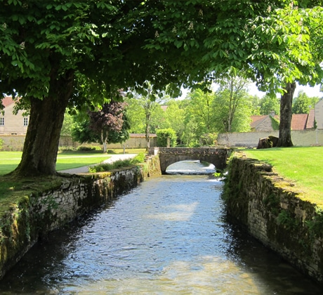 l'Aube, abbaye d'Auberive