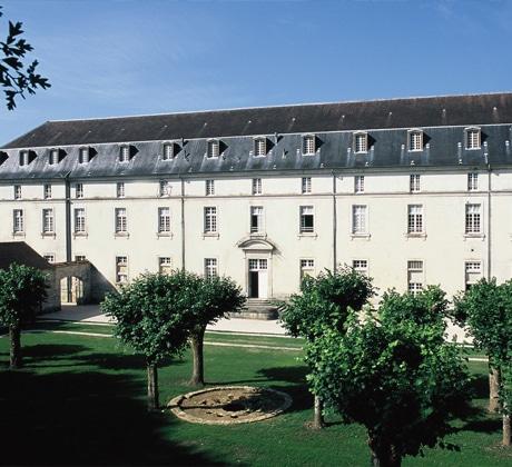 Aile Est, abbaye d'Auberive