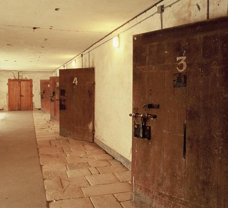 cellules d'isolement, abbaye d'Auberive